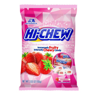 Morinaga HI-CHEW Plus Fruit 3.17 oz.