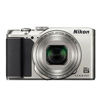 Nikon A900 Coolpix 20 Megapixel Refurbished Digital Camera - Silver