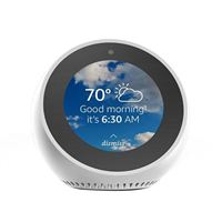 Amazon Echo Spot Smart Speaker - White