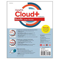 McGraw-Hill CompTIA Cloud+ Certification Bundle