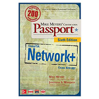 McGraw-Hill Mike Meyers' CompTIA Network+ Certification Passport, Sixth Edition