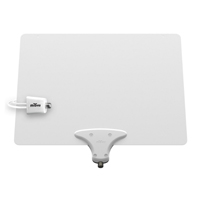 Mohu 60 Mile Amplified Indoor HDTV Antenna