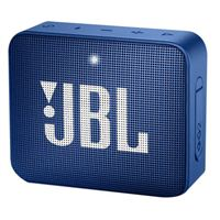 JBL GO 2 Portable Bluetooth Speaker- Blue