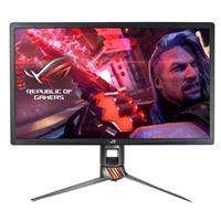 "ASUS ROG Swift PG27UQ 27"" 4K UHD 144Hz DP HDMI G-SYNC HDR Aura Sync IPS LED Gaming Monitor"