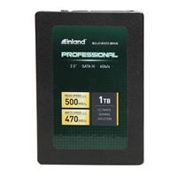 Inland Professional 1TB SSD 3D NAND SATA 3.0 6 GBps 2.5 Inch 7mm Internal Solid...