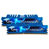 G.Skill Ripjaws X 16GB (2 x 8GB) DDR3-1600 PC3-12800 CL9 Dual...