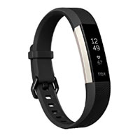 FitBit Alta HR Activity Tracker Small - Black