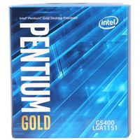 Intel Pentium Gold G5400 Coffee Lake 3.7 GHz LGA 1151 Boxed Processor