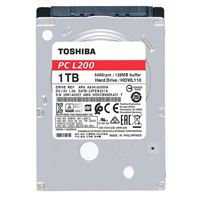 "Toshiba L200 1TB 5400RPM SATA III 6Gb/s 2.5"" Internal Hard..."