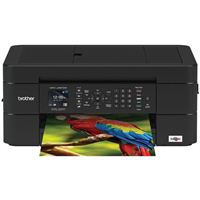 Brother MFC-J497DW Color Inkjet All-in-One Printer