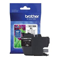 Brother LC3013BK High Yield Black Ink Cartridge