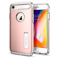 Spigen Slim Armor Case for iPhone 8 / iPhone 7 - Rose Gold