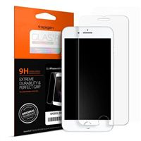 Spigen GLAS.tR SLIM Tempered Glass Screen Protector for iPhone 8 Plus/ 7 Plus