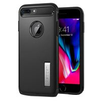 Spigen Slim Armor Designed for Apple iPhone 7 Plus Case (2016) - Black
