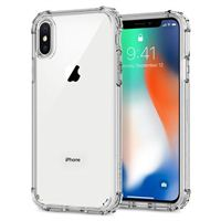Spigen Crystal Shell Case for iPhone X - Clear Crystal