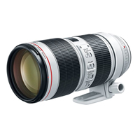 Canon EF 70-200mm f/2.8L IS III USM Telephoto Zoom Lens