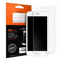 Spigen GLAS.tR SLIM Tempered Glass Screen Protector for iPhone 8/7