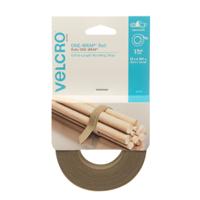 "Velcro ONE - WRAP Roll 12' x 3/4"" - Tan"