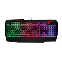 MSI Vigor GK40 RGB Membrane Gaming Keyboard
