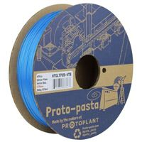 Proto-Pasta 1.75mm Glitter Winter Blue HTPLA 3D Printer Filament - 0.5kg Spool (1.1 lbs)