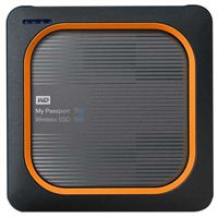 WD My Passport Wireless 250GB SSD USB 3.0 External Solid State...