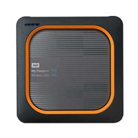 WD My Passport Wireless 1TB SSD USB 3.0 External Solid State...