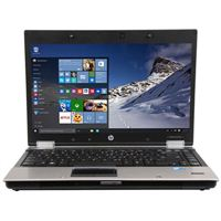 "HP EliteBook 8440p 14"" Laptop Computer Refurbished - Black"