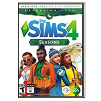Electronic Arts Sims 4 Seasons