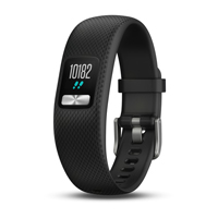 Garmin vivofit 4 Activity Tracker Small/Medium - Black