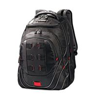 "Samsonite TECTONIC PFT Laptop Backpack Fits Screens up to 17"" - Black"
