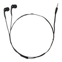 Zagg EarPollution Plugz In-Ear Earbuds - Blue