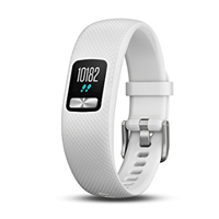 Garmin vivofit 4 Activity Tracker Small/Medium - White