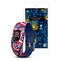 Garmin vivofit jr. 2 Activity Tracker - Captain America