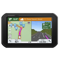 "Garmin dezlCam 785 LMT-S 7"" GPS w/ Built-In Dash Cam - Black"