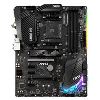 MSI B450 Gaming Pro Carbon AC AM4 ATX AMD Motherboard