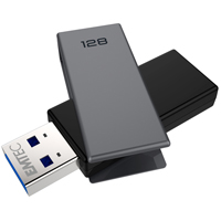 Emtec International 128GB C350 USB3.1 Flash Drive