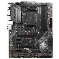 MSI B450 TOMAHAWK AMD AM4 ATX Motherboard