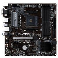 MSI B450M PRO-VDH AM4 mATX AMD Motherboard