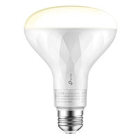 TP-LINK Smart Wi-Fi LED Bulb BR30 with Dimmable Soft White Light