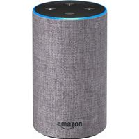 Amazon Echo Smart Speaker, 2nd Generation - Gray