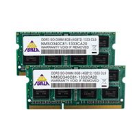 Neo Forza Neo Forza 8GB 2 x 4GB DDR3-1333 PC3-10600 CL9 Dual Channel SO-DIMM Memory Kit