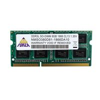 Neo Forza Neo Forza 8GB DDR3-1866 PC3-14900 CL13 Single Channel SO-DIMM Memory Module