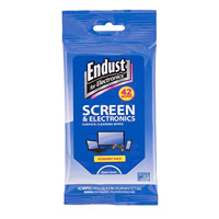 Endust Screen & Electronics Wipes - 42 Pack
