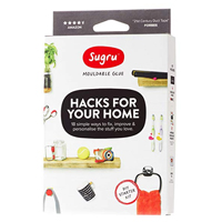 Sugru Hacks for Your Home Kit