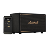 Marshall Acton Multi-Room Wifi Speaker - Black