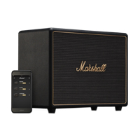 Marshall Woburn Multi-Room Wifi Speaker - Black