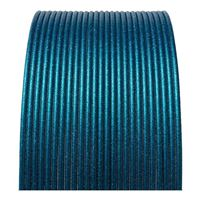 ProtoPlant 1.75mm Mermaid's Tale Metallic Teal HTPLA 3D Printer Filament - 0.5kg Spool (1.1 lbs)