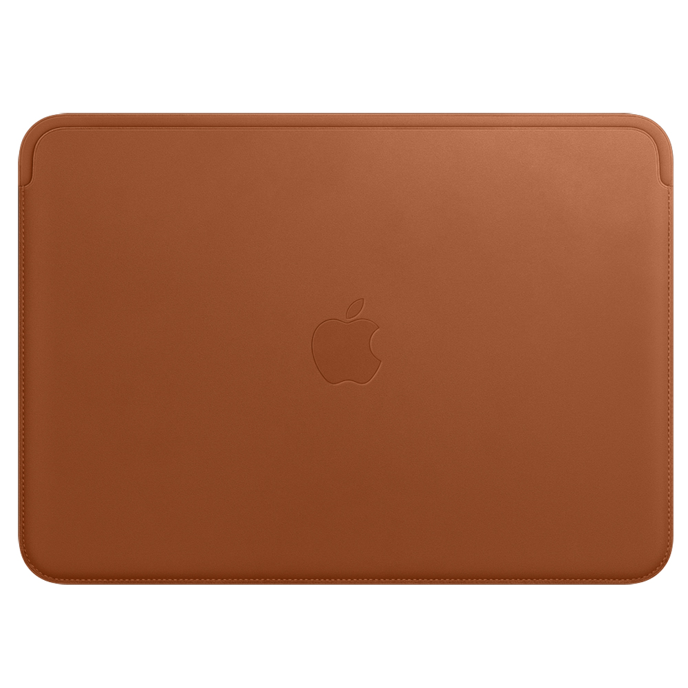 "Apple Leather Sleeve for MacBook Pro 13"" - Saddle Brown"