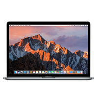 "Apple MacBook Pro with Touch Bar MR932LL/A Mid 2018 15.4"" Laptop Computer - Space Gray"