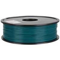 Inland Premium 1.75mm Green PLA+ 3D Printer Filament - 1kg Spool (2.2 lbs)